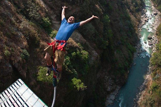 The Last Resort Bungee Jump 1 days