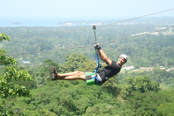 Zipline Canopy Tour & Banana Plantation. Shore Excursion from Puerto Limon photo 16
