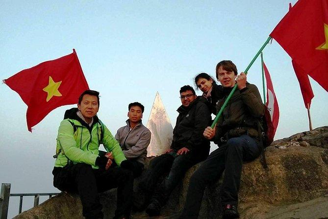 Escursione di un giorno sul monte Fansipan del Tour di Sapa