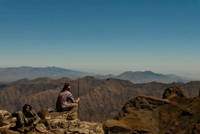 Lasta Mountains: Highland Eco Trekking Tour in Lalibela