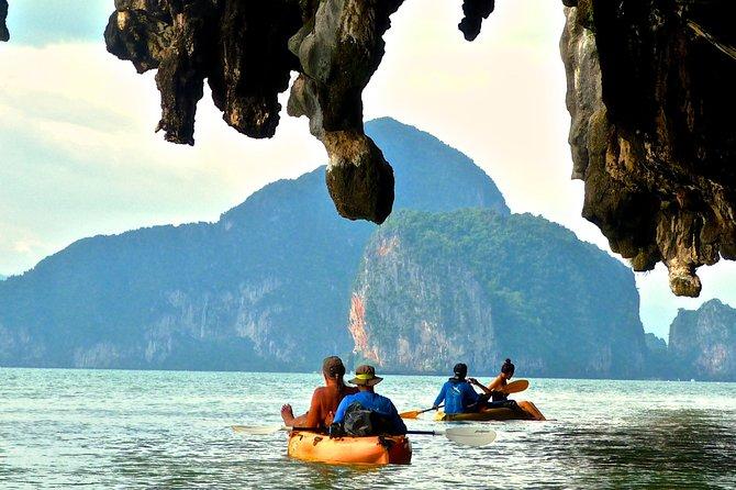 John Gray's Cave Canoeing Tour in Phang Nga Bay
