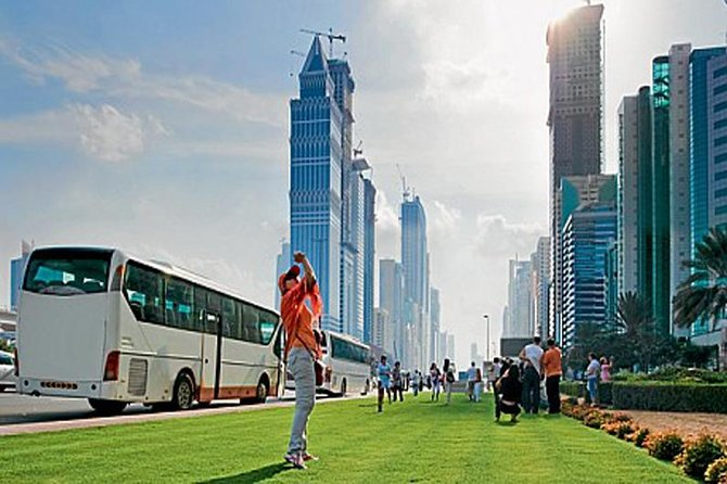 Dubai City tour sharing