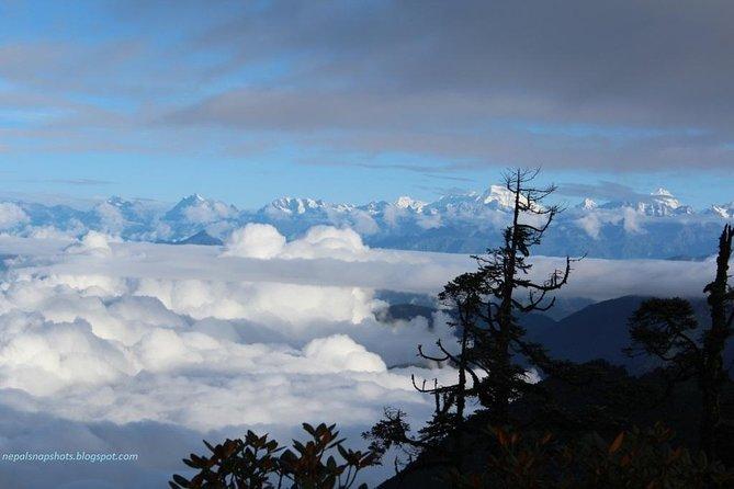 A day hike from Kathmandu to Bagadwaar