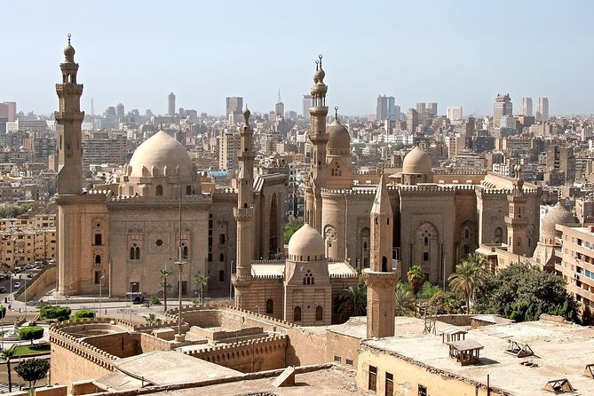 Private Guided Full-Day Tour: 8-Hour Islamic Cairo from Cairo or Giza Hotels