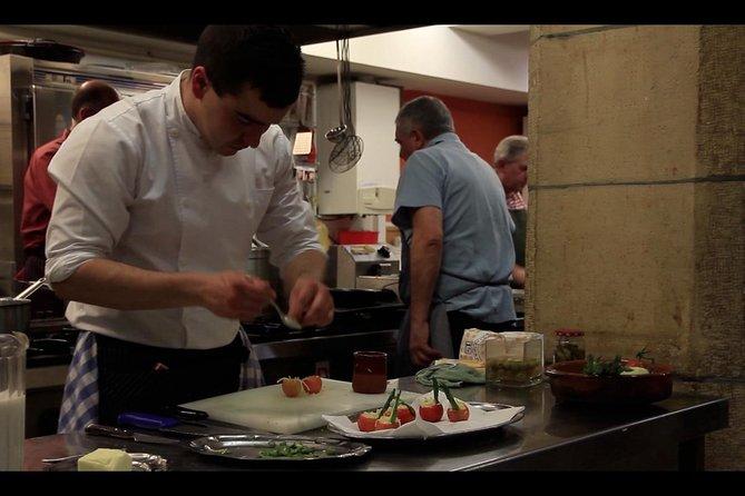 Dinner in a Gastronomic Club in San Sebastian