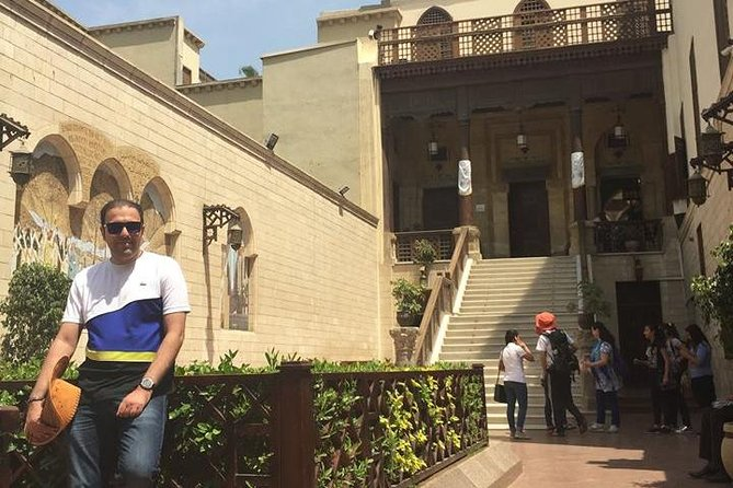day tour Egyptian museum ,Coptic Cairo and Islamic Cairo photo 12