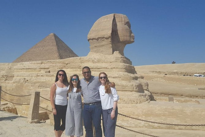 Giza pyramids , sphinx and Egyptian museum tours