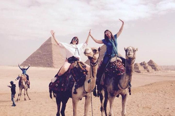 Giza pyramids ,sphinx and felucca ride day tour from cairo giza hotels