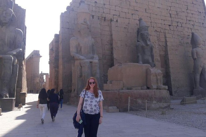Luxor Layover guided trip East and West banks from luxor Airport photo 2