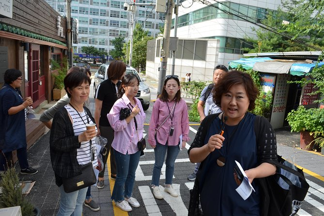 Joongrimdong Cultural & Walking Food Tour