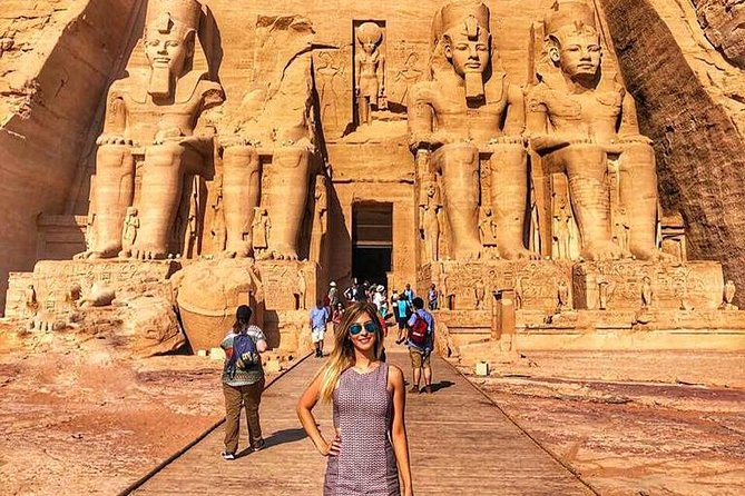 Private Day Tour: Abu Simbel from Aswan