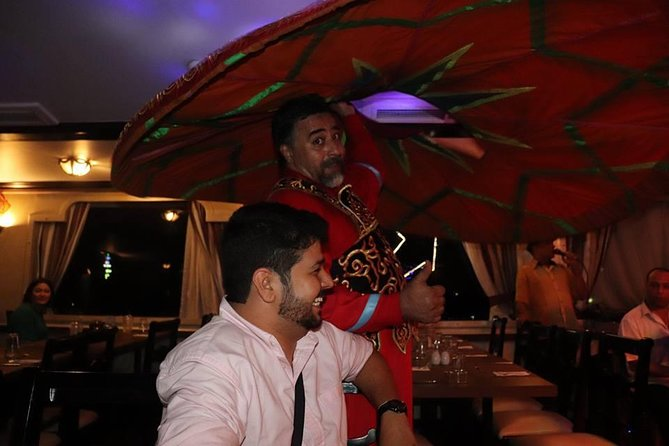 Dinner and Live Music on the River Nile Cruise in Cairo