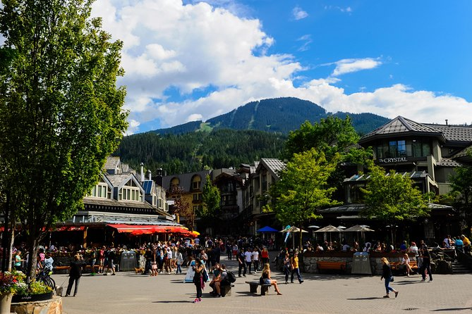 Whistler Village - Cr. Mike Crane