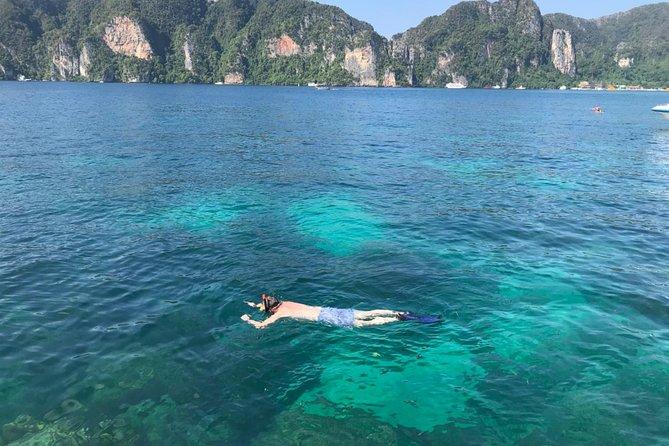 Snorkeling at Phi Phi Islands