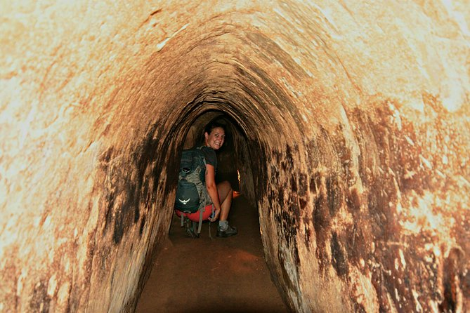 Private Cu Chi - Ben Duoc Tunnels & Liberated Area (Day Trip)