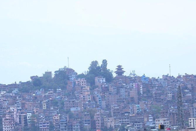 Joom View of Kirtipur city.