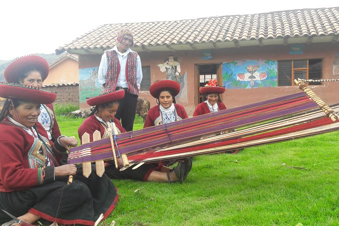 Sacred Valley of the Incas Full-Day Tour from Cusco