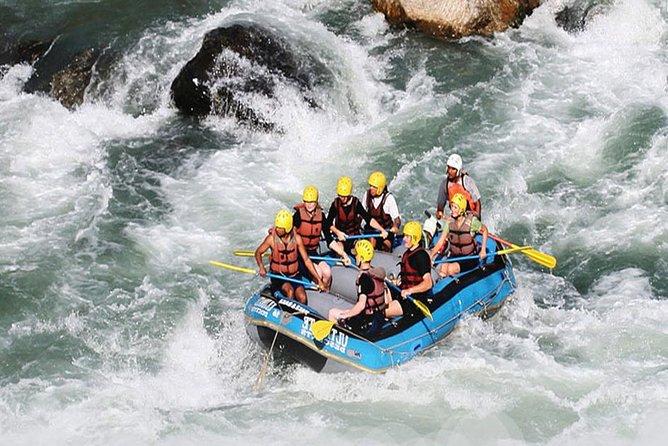 Trishuli River Rafting - Day Tour