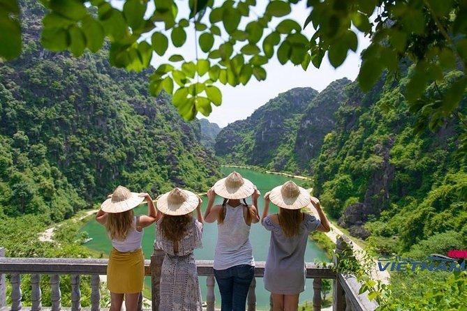 Ninh Binh 2 days 1 night: Mua Cave- Tam Coc- Bai Dinh - Trang An