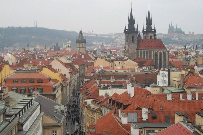 Prague Christmas Market Private tour
