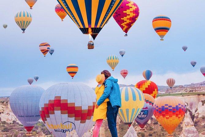 Cappadocia Balloons Tours with breakfast