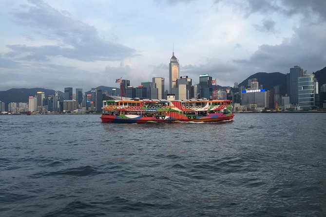 Victoria Harbour Dinner Cruise and Light Show from Kowloon Including Hotel Pickup photo 7