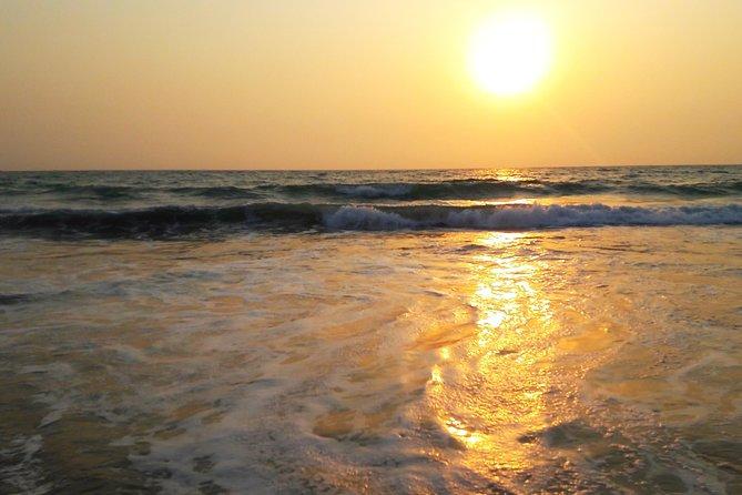 Sunset Cruise i Ngapali