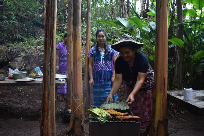 Hill Tribe cooking