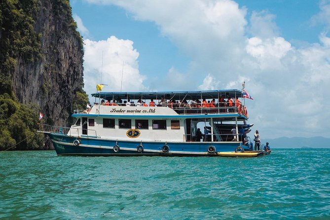 Smooth cruise to James Bond Island in Phang Nga Bay - Canoe, lunch included photo 9