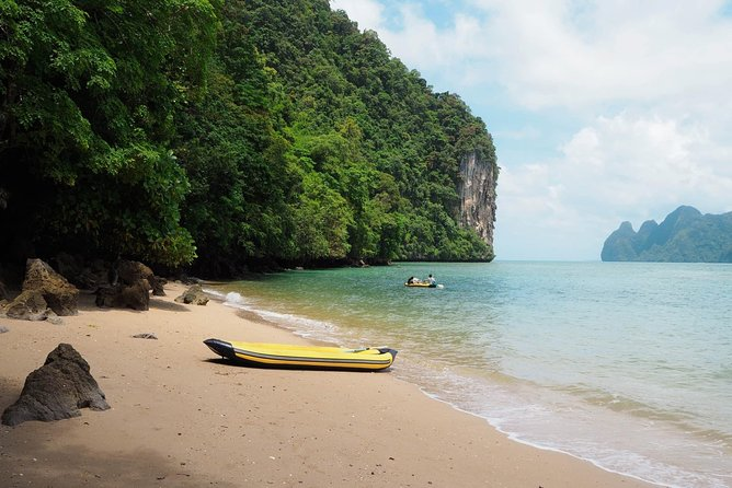 Smooth cruise to James Bond Island in Phang Nga Bay - Canoe, lunch included photo 4