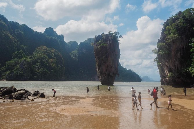 Smooth cruise to James Bond Island in Phang Nga Bay - Canoe, lunch included photo 1
