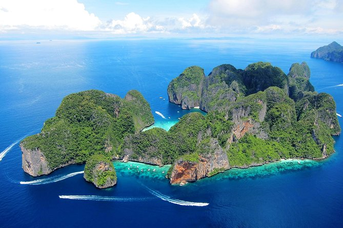Phi Phi Islands Excursion from Phuket