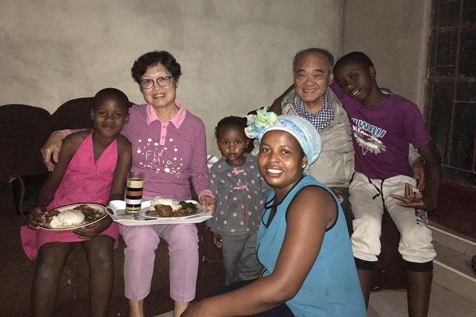 Home Hosted Dinner In Chinotimba
