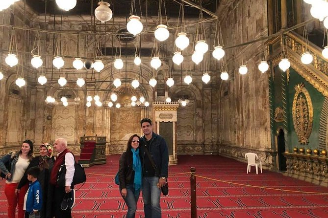 Tour to Cairo Museum , Saladin Citadel and Mohamed Ali mosque of Old Cairo photo 3