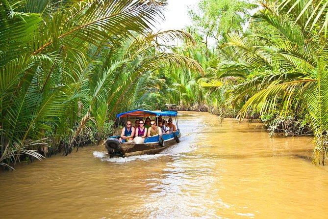 Cai Rang Floating Market & Mekong Delta 2-Day Tour