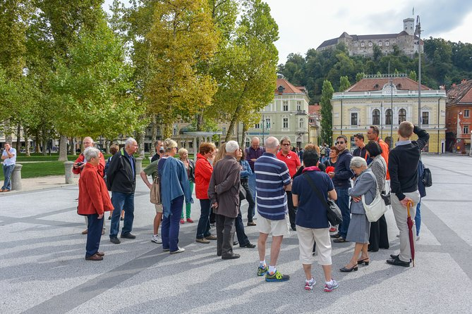 Ljubljana's Attractions and Art Walking Tour photo 1