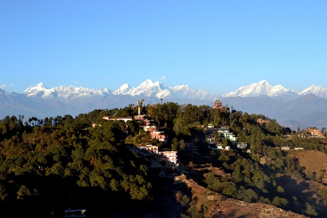 Sunrise view from Nagarkot and day trek, pick up from Kathmandu