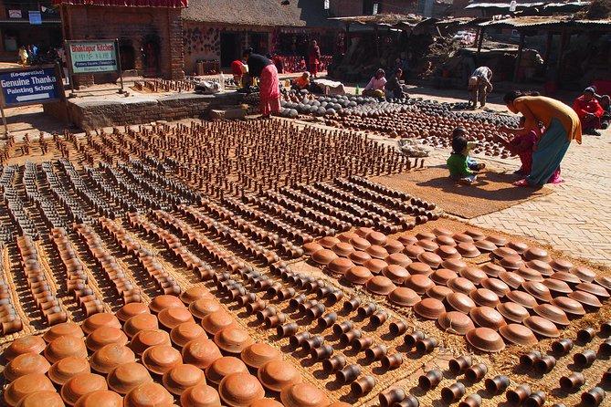 Pottery Square, Bhaktapur