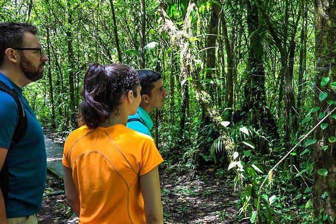 Rio Celeste & Finca Verde Nature Farm from Guanacaste