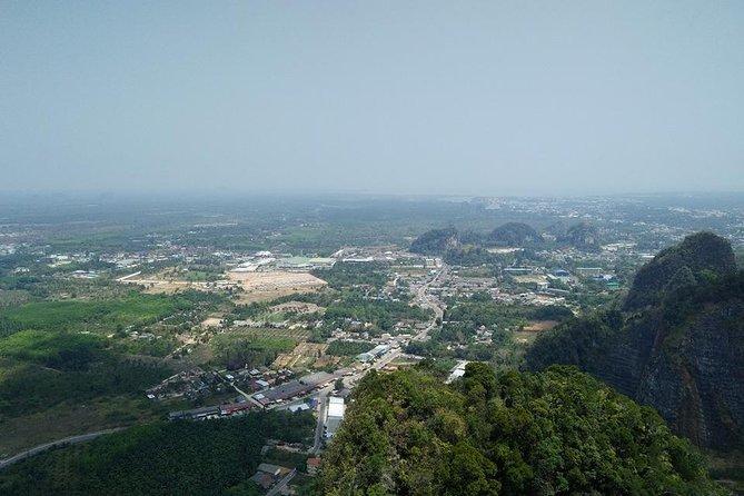 Full Day Krabi City and Koh Klang (join in)