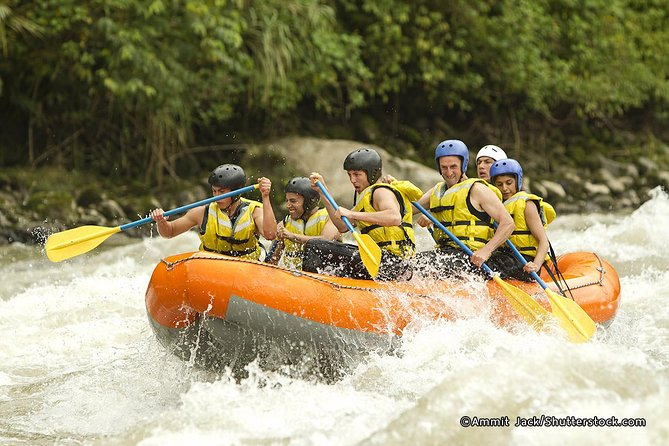 Private Full Day Trip 5 Star Mason Adventure Rafting-Goa Gajah Temple