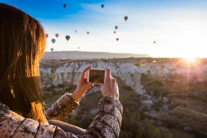Cappadocia Balloon Flight Over the Fairy Chimneys