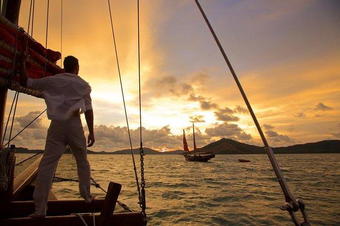 June Bahtra : Sunset Cruise, Dinner & Return Transfers