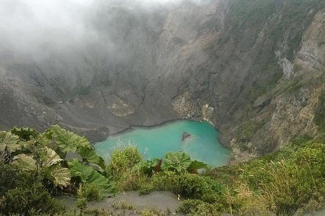 Irazu Volcano, Cartago Ruins and Sarapiqui River Tour from San Jose