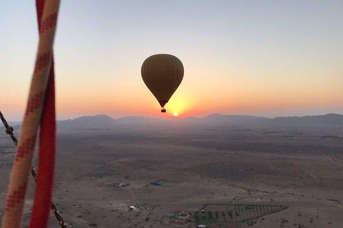 Luchtballonexcursie in Agadir