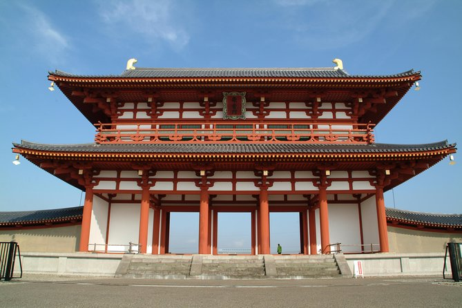 Heijo Palace Walking Tour (Half Day)