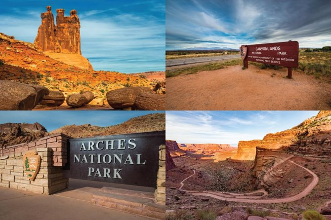 Discover The Best Of Moab in 1 Day: Arches, Canyonlands, Dead Horse Point photo 1