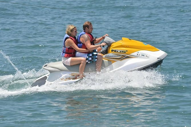 Watersports Activities in Tanjung Nusa dua