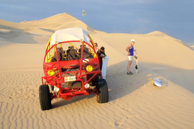 Buggy Adventure & Overnight Camp in the Sand Dunes of Huacachina