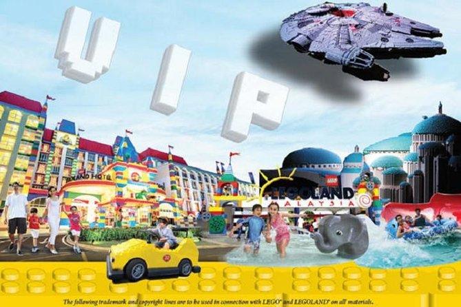 Speciale VIP Legoland Maleisië dagtour vanuit Singapore